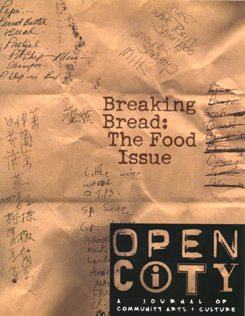 cover for Open City: Breaking Bread